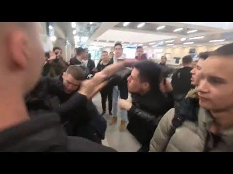 Перс Дагестанец напал на Чоршанбе! Конференция переросла в потасовку