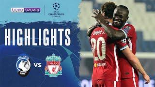 Atalanta 0-5 Liverpool | Champions League 20/21 Match Highlights