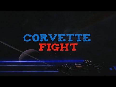 Corvette Pvp Build