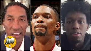 Scottie Pippen asks James Wiseman who he compares his game to   The Jump