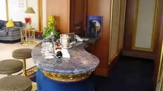 Burj al Arab Round Tour Panoramic Suite (225 sqm)