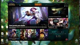 Tela Preta - League Of legends (lol) [SOLUCIONADO!] - Black Screen