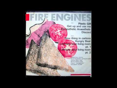Fire Engines - Discord (Peel Sessions Version)