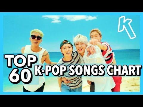 [TOP 60] K-POP SONGS CHART • AUGUST 2017 (WEEK 4)
