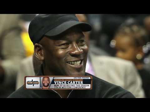 Can Vince Carter Beat Michael Jordan 31417