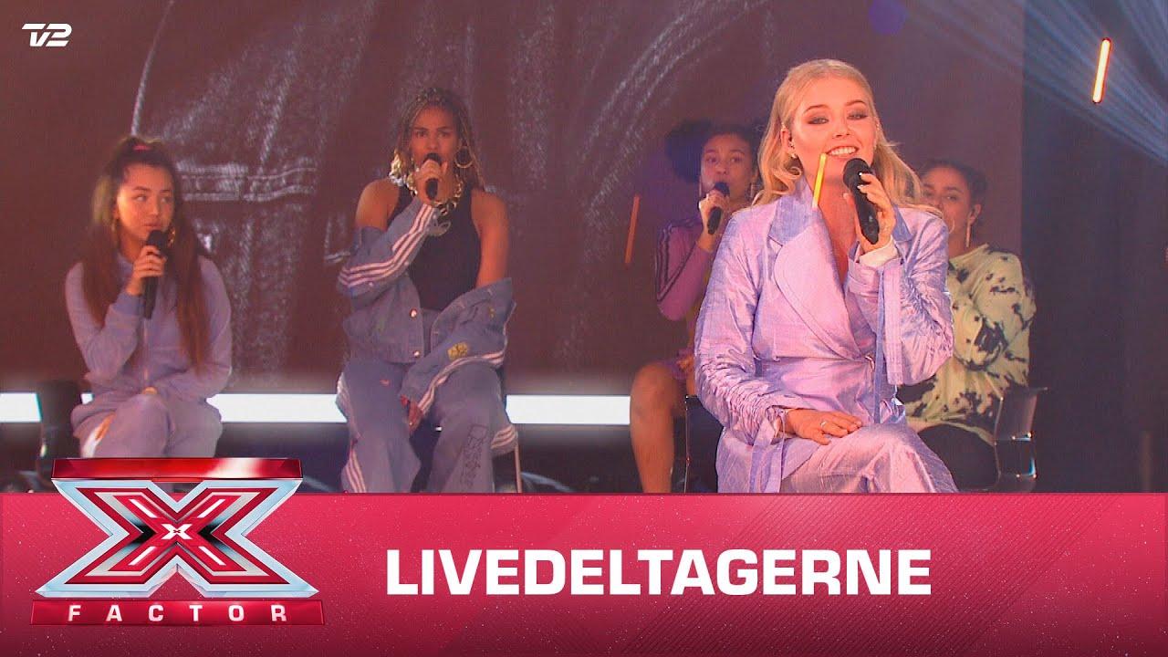 Livedeltagerne synger 'Memories' - (Finalen) | X Factor 2020 | TV 2