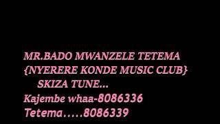 Mr.bado-kajembe whaa non stop mwanzele.mp3