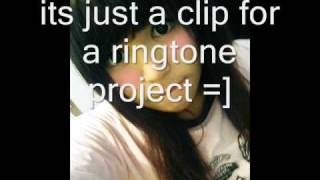 Ringtone Project CHinese Song II