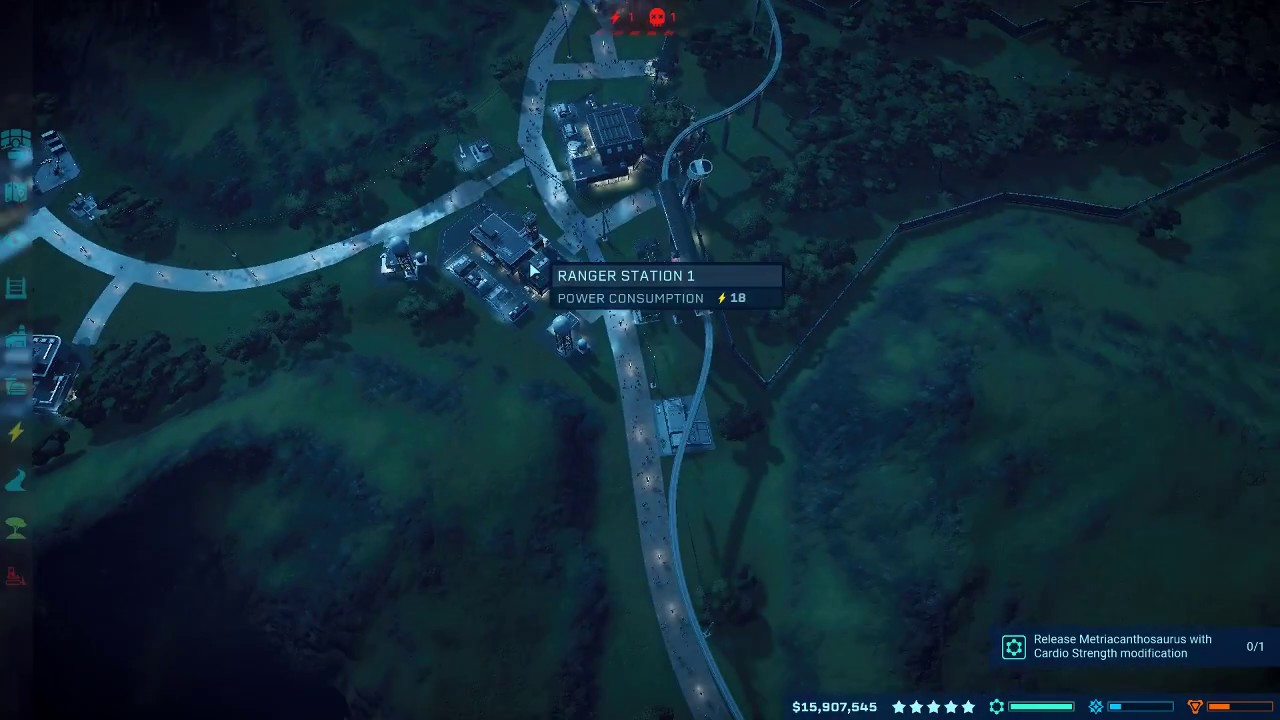 Isla Pena 5 Star Rating Jurassic Park Evolution Youtube