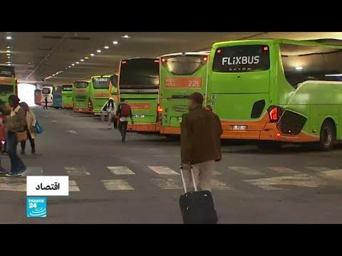 شركات النقل الخاصة تستغل الإضراب العام في فرنسا  - 18:01-2019 / 12 / 3