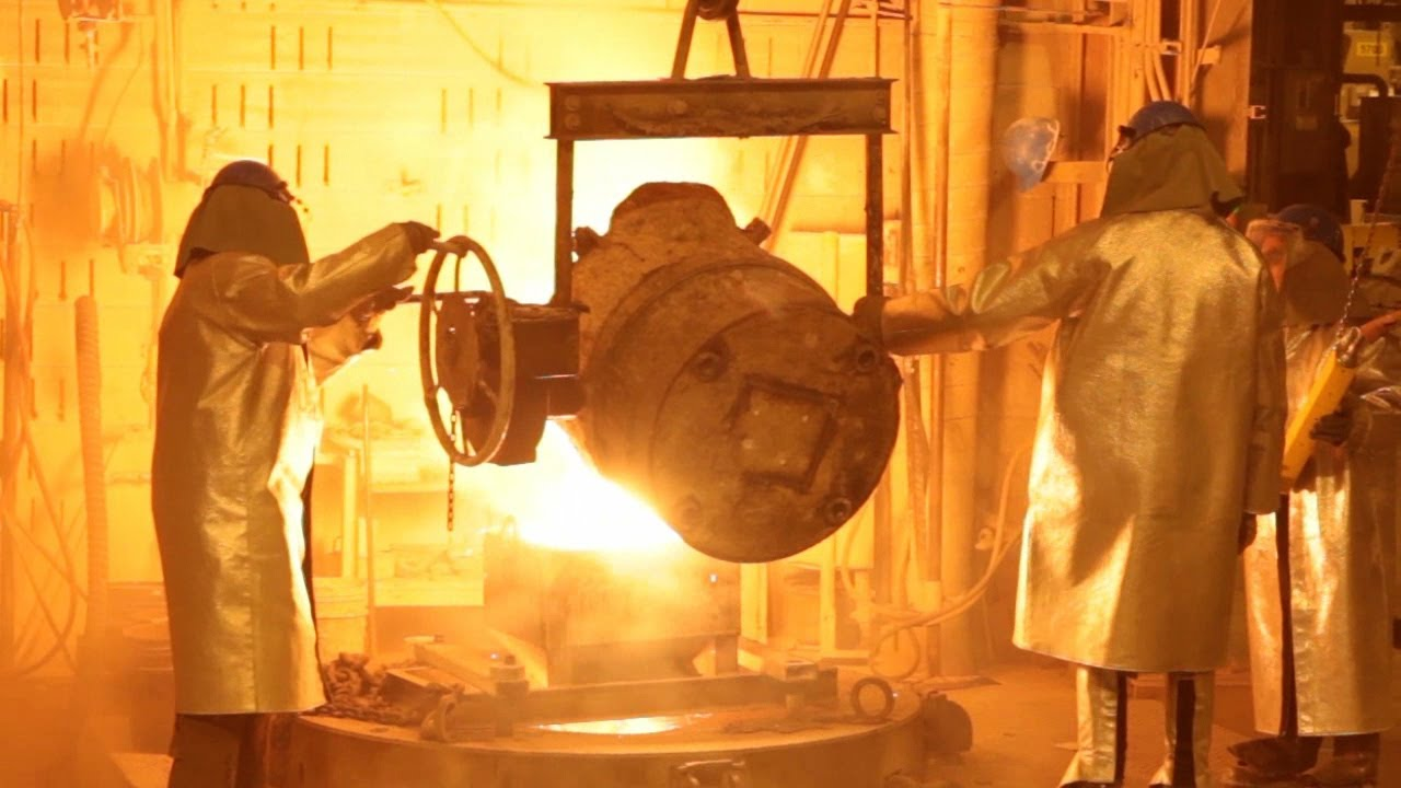 Centrifugal Casting | Applications | MetalTek