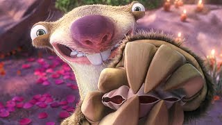 Sid's Proposal Scene - ICE AGE 5 (2016) Movie Clip