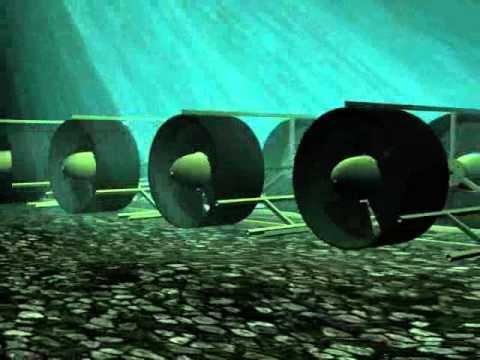 Wave energy farm.wmv
