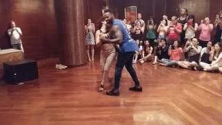 Kizomba Bangkok - Colada 2017 - Tony Pirata & Marta Mignone