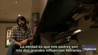 Joe Hill and Stephen King family spanish subtitles