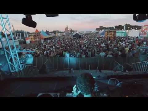 [🎥] ceedooo.be    Fred Hush    Hype-O-Dream 2016 (clip 3)