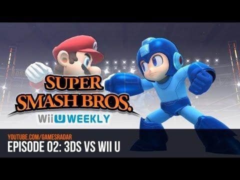 Super Smash Bros. Wii U/3DS Weekly - Super Smash Bros. Wii U Weekly - 3DS and Wii U differences