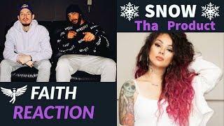 Snow Tha Product, Castro Escobar - Faith (Official Music Video) Reaction