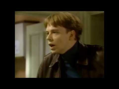 EastEnders - David vs Ian stall drama + David is arrested (22nd February 1994)