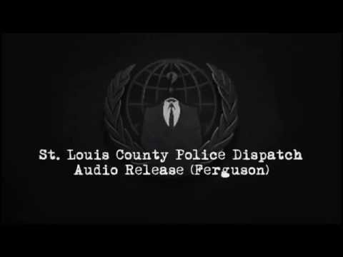 Anonymous - Audio Tapes Ferguson (St. Louis Dispatch) (Micha