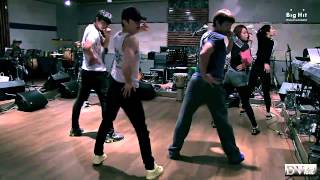 2AM (SISTAR) - Alone (dance practice) DVhd