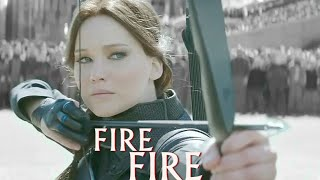 The Hunger Games ~ fire from the tongues of liars!