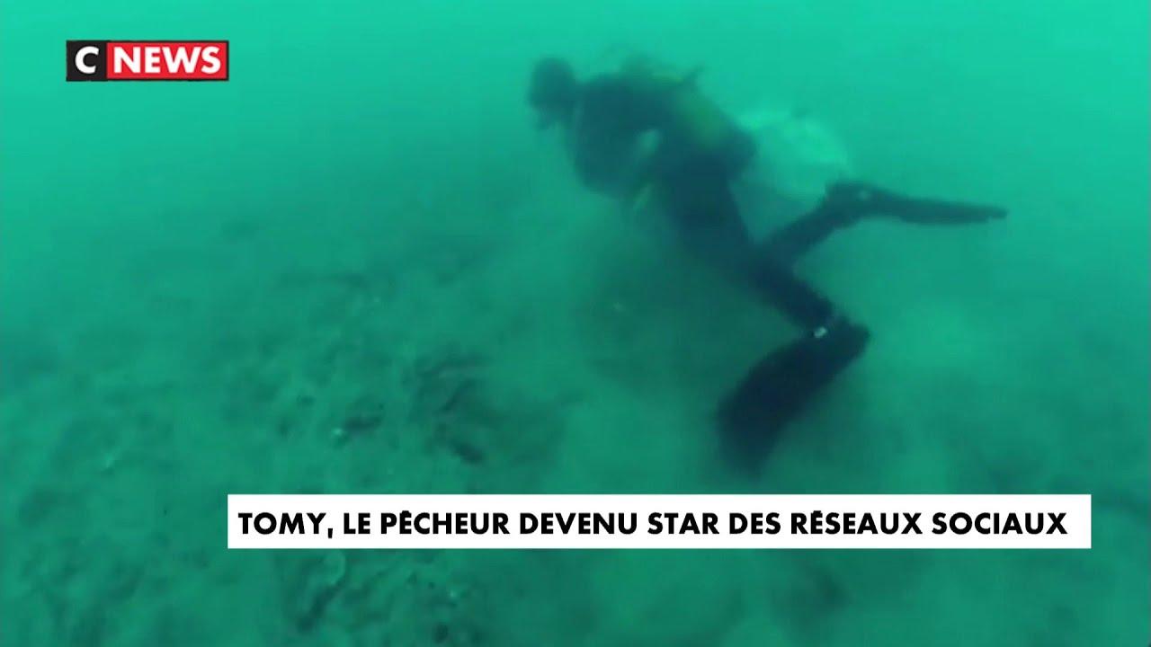 Tomy Le Pecheur Devenu Star Des Reseaux Sociaux Youtube
