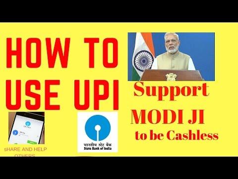 How to use UPI App of Any bank sbi, hdfc, icici, canera, obc, baroda, boi [English Subtitles]