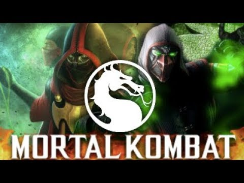 Mortal Kombat  Whats The Difference Ermac Old Vs New