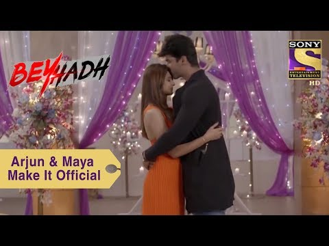 Your Favorite Character | Arjun & Maya Make Their Relationship Official | Beyhadh