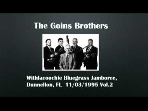 【CGUBA222】The Goins Brothers 11/03/1995 Vol.2
