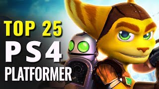 Top 25 Best Platformer PS4 Games