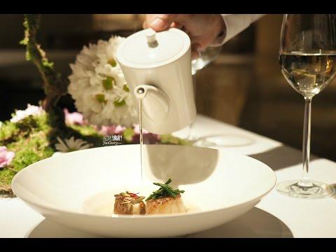 A Romantic French Dinner at Lyon, Mandarin Oriental Jakarta