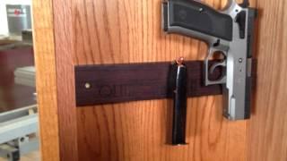 Safeguard Grip Magnetic Wood Block Mounting