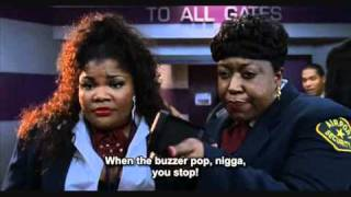 Soul plane airport security