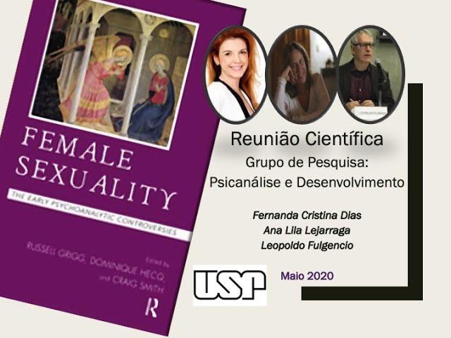 Sexualidade Feminina Parte I: Conferência de Fernanda Cristina Dias