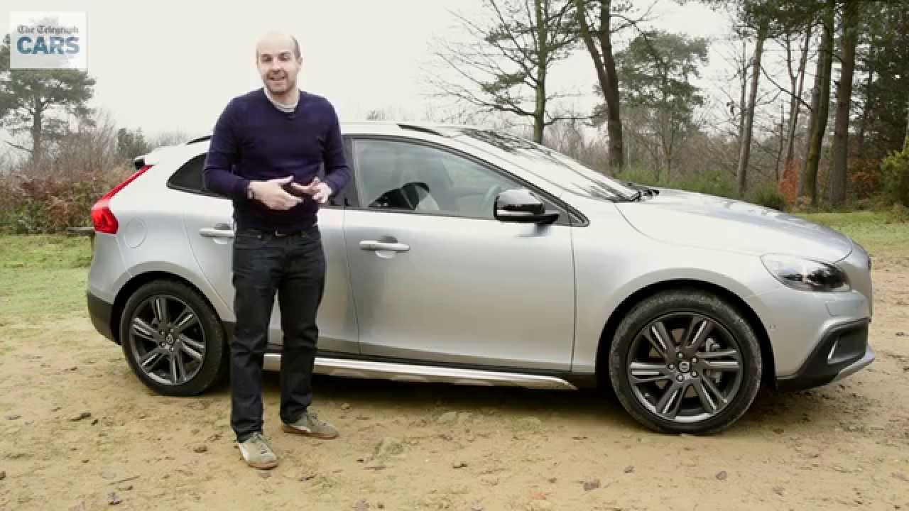 volvo v40 cross country review 2014 telegraph cars youtube. Black Bedroom Furniture Sets. Home Design Ideas