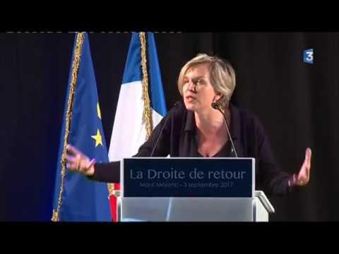 La très libérale Virginie Calmels rejoint Laurent Wauquiez