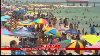 Construction Underway for the Baldwin Beach Expressway