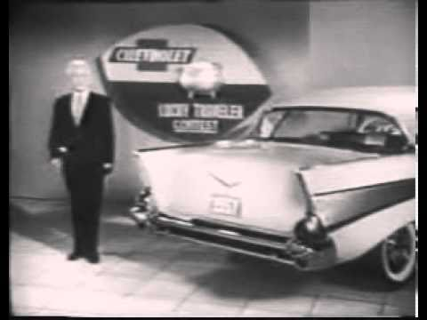 1957 Chevrolet Bel Air Commercial