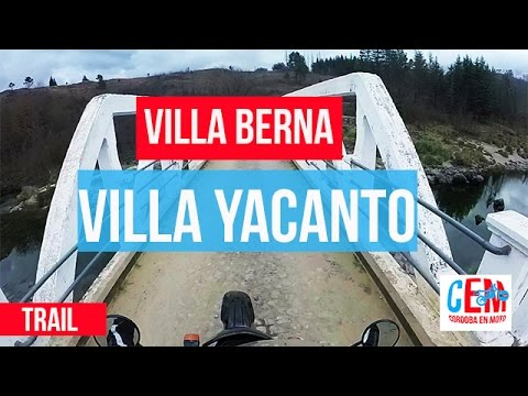 Villa Berna - Villa Yacanto