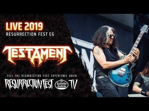 Testament - Electric Crown (Live at Resurrection Fest EG 2019)