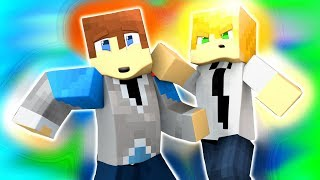 Minecraft 1 on 1 with L8Games! - Bridges and Sumo Mini-Games