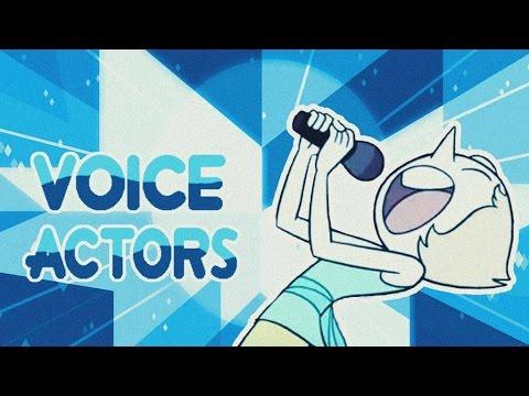 Steven Universe  Singing Voices of the Voices Actors