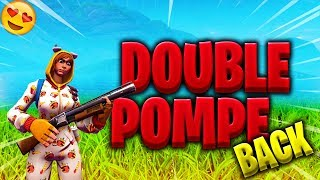 I found a DOUBLE PUMP glitch in Season 7 !! CHEAT / HACK - FORTNITE BATTLE ROYALE
