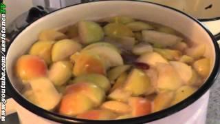 Как варить КОМПОТ - быстро и вкусно