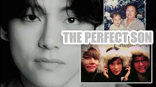Kim Taehyung (BTS V) : The perfect Son