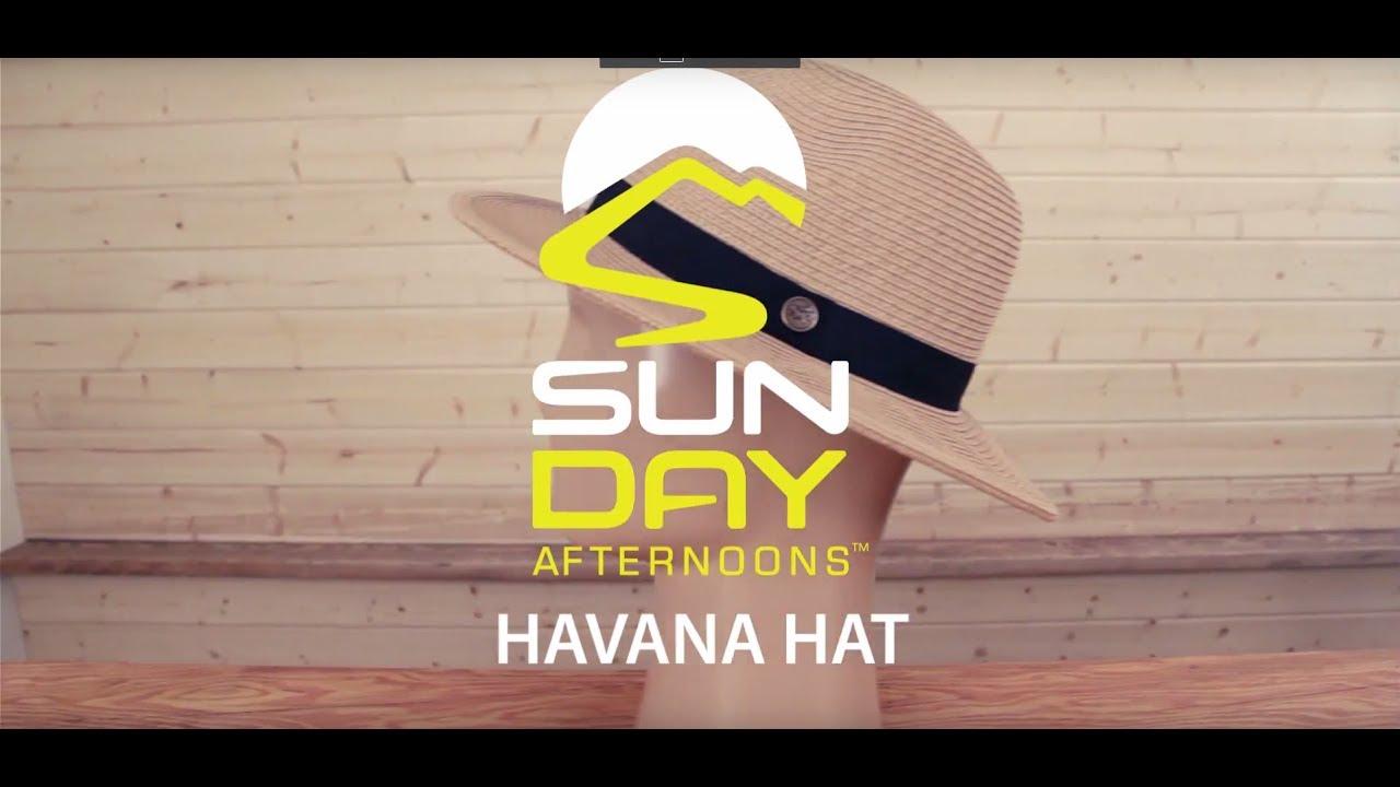 4b9a49278d6 Havana Hat - YouTube