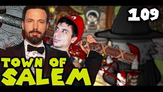 BEN MURDERFLEK (The Derp Crew: Town of Salem - Part 109)