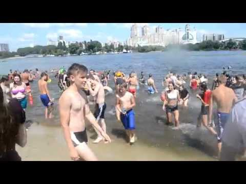 Water buttle In Kyiv 27 07 2014